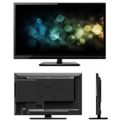 Majestic 21.5″ Ultra Slim HD LED 12V TV w/DVD Player – Multi-Media Capable
