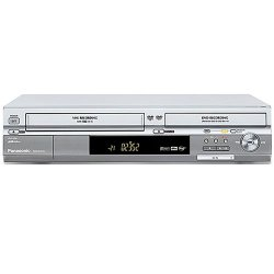 Panasonic  DMR-ES40VS VHS / DVD Recorder Silver