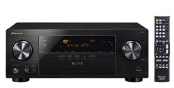 Pioneer VSX-45 5.2-Channel AV Receiver with Built-In Bluetooth and Wi-Fi (Black)