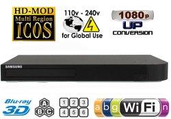 Samsung BD-H5900 Upgraded Wi-Fi Multi Region Zone Free Blu Ray DVD Player – PAL/NTSC 10