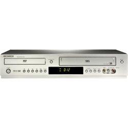 Samsung DVDV5500 DVD/VCR Combination Dual Deck