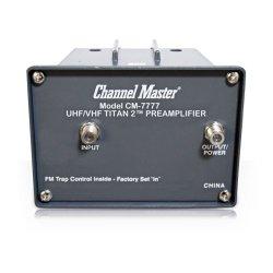 Channel Master CM-7777 Titan 2 Antenna Preamplifier