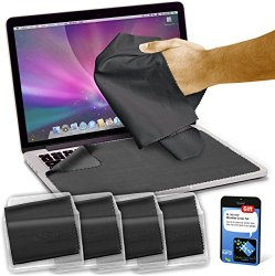 Clean Screen Wizard – Microfiber Screen Protector & Cleaner – For Laptops iPad & MacBook Air