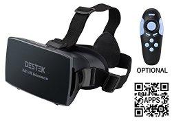DESTEK 3D VR Virtual Reality Headset 3D VR Glasses