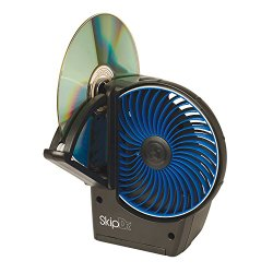 Digital Innovations 4070300 SkipDr for DVD and CD Motorized Disc Repair System