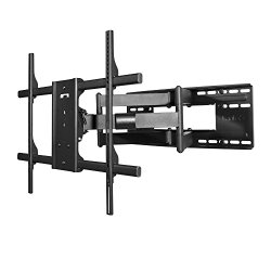 Kanto FMX3 Full Motion Articulating TV Wall Mount for 40-Inch to 90-Inch Televisions