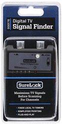 King Controls SL1000 SureLock Digital TV Signal Meter