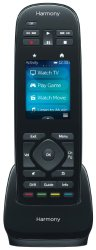 Logitech Harmony Ultimate One IR Remote with Customizable Touch Screen Control (915-000224)