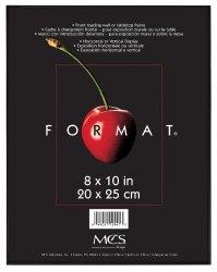 MCS 8 by 10-inch Format Frame, Black