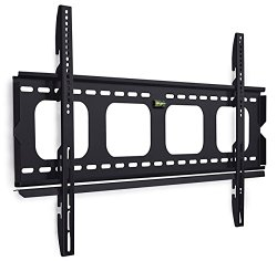 Mount-It! MI-305L Premium Low-Profile Fixed TV Wall Mount Bracket for 42 – 70 inch LCD