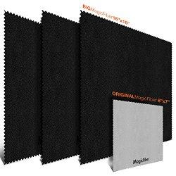 (OVERSIZE Screen Pack) The Amazing MagicFiber – Premium Microfiber Cleaning Cloths