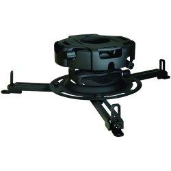 Peerless PRGS-UNV Precision Gear Universal Projector Mount – Black