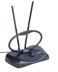 RCA ANT121F High Quality Durable Passive Indoor Antenna