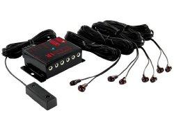 Sewell BlastIR SW-29311 Infrared (IR) Remote Control Receiver Kit (Black)