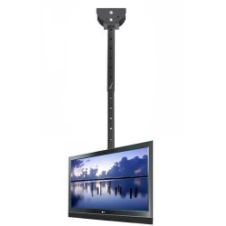 VideoSecu Adjustable Wall Ceiling TV Mount Fits most 26-50″ LCD LED Plasma Monitor