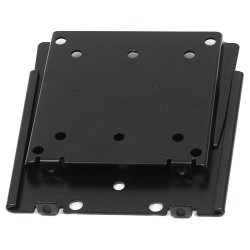 VideoSecu LCD Monitor TV Mount Flat Panel Wall Mount for 15″ 17″ 19″ 20″ 22″ 23″ 24″ 26″ 27″ Screen Maximum Loading 66lbs VESA 75/100 – Ultra Thin Mount Bracket 1EA