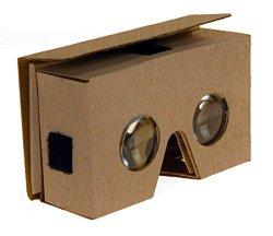 Cardboard Virtual Reality Viewer G2 By DODOcase – Google Cardboard VR Viewer 2015 Inspired Design