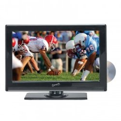 Exclusive Supersonic SC-2212 22″ Widescreen LED HDTV with Built-in DVD Player By Supersonic (New)