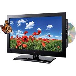 GPX TDE1982B 19IN LED HDTV/DVD Combo (Black)