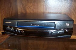 Panasonic PV-8401 Video Cassette Recorder