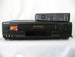 Sony SLV-N50 Hi-Fi Stereo VHS VCR