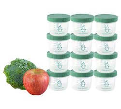 Sage Spoonfuls Big Batch Food Storage, Plastic