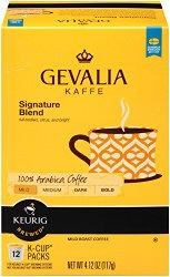 Gevalia Signature Blend K-Cup Packs – 12 count