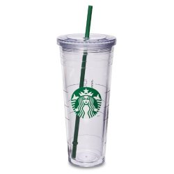 Starbucks Cold Cup, Venti 24 fl oz