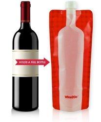Wine2Go – The Foldable Wine Bottle