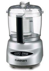 Conair Cuisinart DLC-2ABC Mini Prep Plus Food Processor Brushed Chrome and Nickel