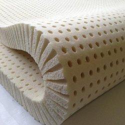 Pure Green 100% Natural Latex Mattress Topper – Firm – 3″ Queen Size