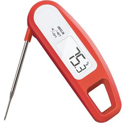 Ultra Fast & Accurate, High-Performing Digital Food/Meat Thermometer – Lavatools Javelin/Thermowand (Chipotle)