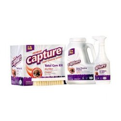 Capture Dry Carpet Cleaning Total Care Kit – Milliken Chemical
