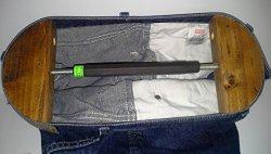 Pant Stretcher – Heavy Duty – Easy to Use – Instant Stretch – 30″ to 59″ Stretch Range