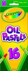 Crayola 16ct Colored Oil Pastel Sticks