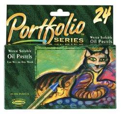 Crayola24ctOilPastelsPortfolioSeries