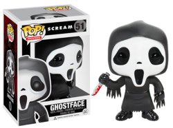 Funko POP! Movies Scream Ghostface Vinyl Figure