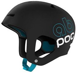 POC Auric Blunck Edition Snow Helmet – Men's Blunck Black Medium/Large