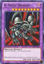 Yu-Gi-Oh! – B. Skull Dragon (LCJW-EN054) – Legendary Collection 4: Joey's World – 1st Edition – Rare