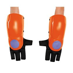 Disguise Red Baymax Gloves Costume