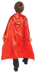 Rubies DC Superheroes Collection Superman 29″ Child Cape with Logo