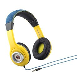 Minions One in a Minion Headphones Music Set