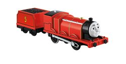 Fisher-Price Thomas The Train – TrackMaster Motorized James Engine