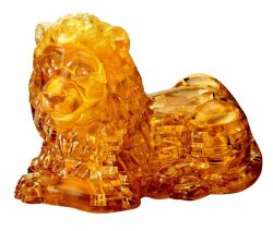 3D Crystal Puzzle Lion Deluxe