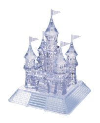 Crystal Castle Deluxe 3D Puzzle