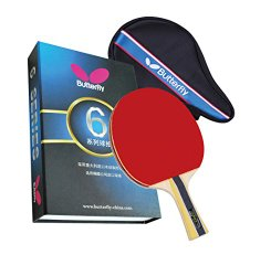 Butterfly 603 Shakehand Racket