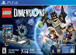 LEGO Dimensions Starter Pack – PlayStation 4