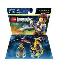 LEGO Movie Emmet Fun Pack – LEGO Dimensions