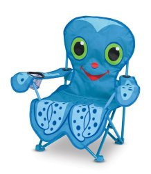 Melissa & Doug Sunny Patch Flex Octopus Chair