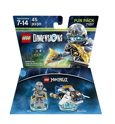 Ninjago Zane Fun Pack – LEGO Dimensions